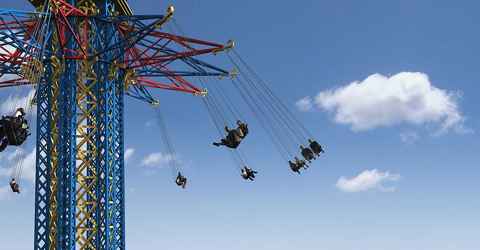 World's Tallest StarFlyer Swing Ride Coming to International Drive