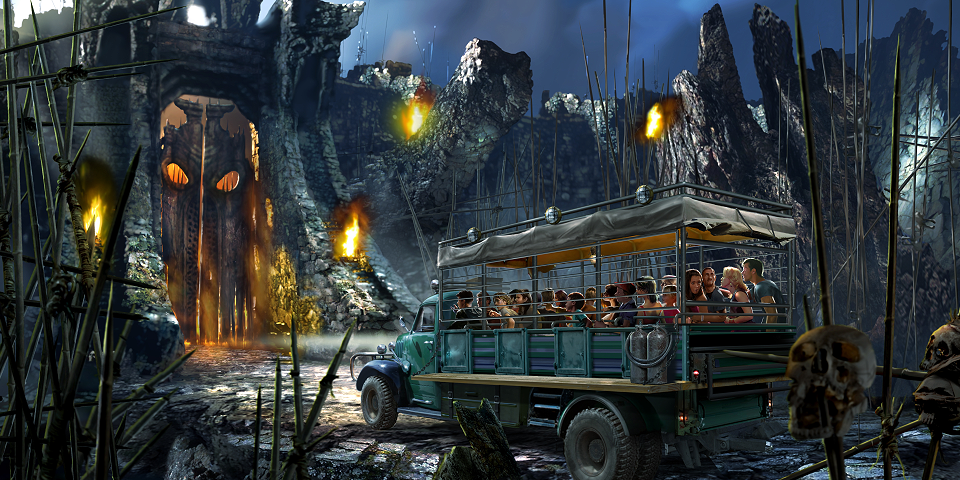 King Kong Roars To Life At Universal Orlando Resort in Groundbreaking New Attraction
