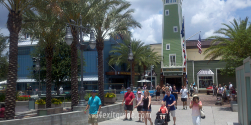 Disney Springs - The Boathouse | I-4 Exit Guide