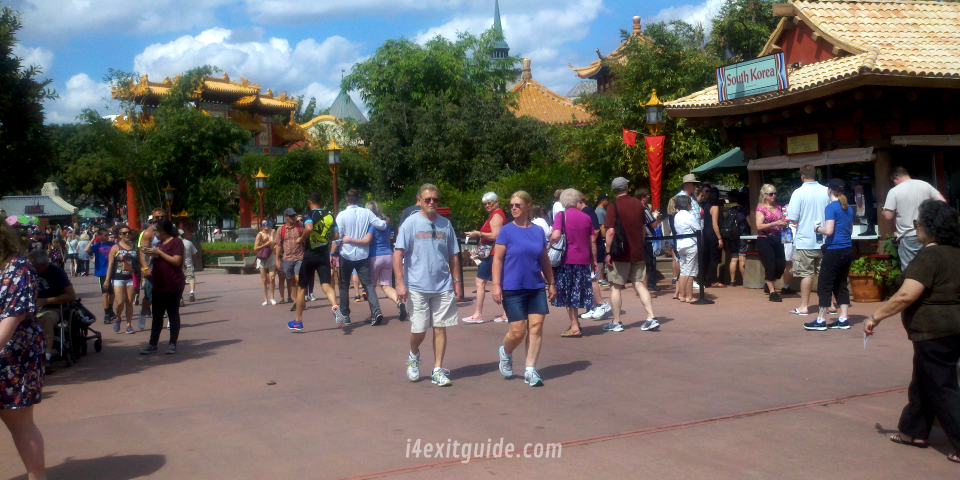 2015 EPCOT Food and Wine Festival | I-4 Exit Guide
