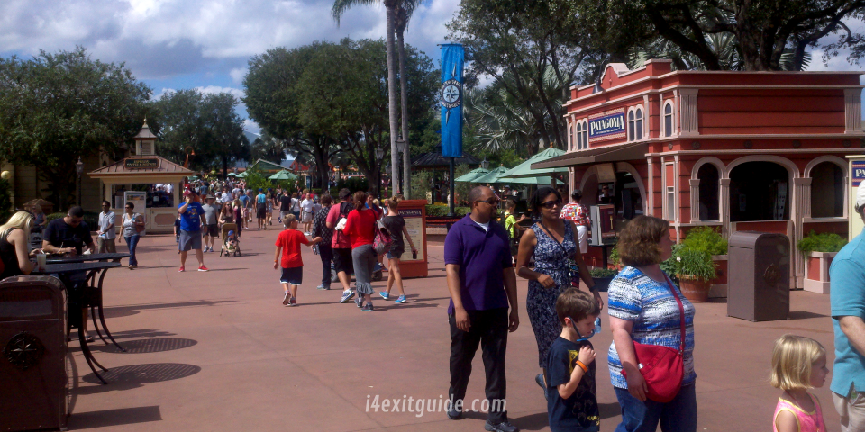 EPCOT Food and Wine Festival | I-4 Exit Guide