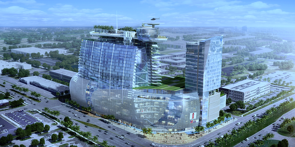 iSquare Mall + Hotel Breaks Ground in January