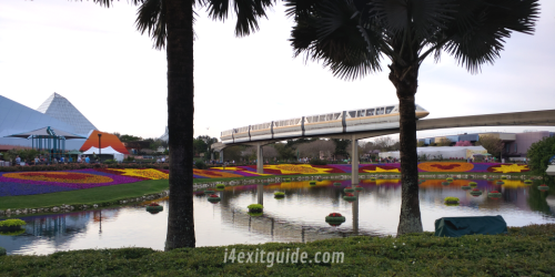 Epcot Flower and Garden Festival | I-4 Exit Guide