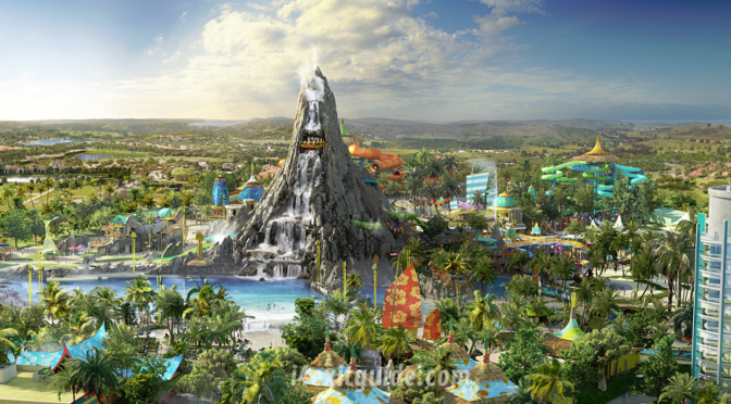 Universal Orlando Reveals Highly-Anticipated Water Theme Park Details