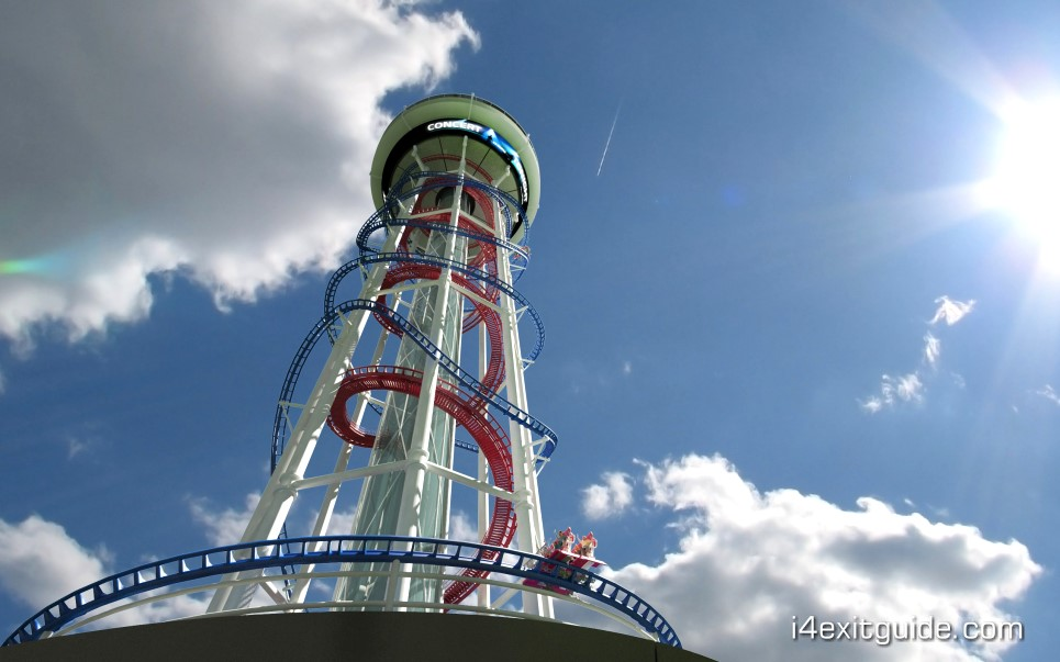 Polercoaster, The World's Tallest Rollercoaster Coming to I-Drive