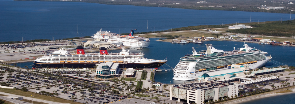 Port Canaveral Breaks Ground on New Terminal