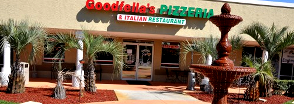 Goodfellas Pizza - Debary, Florida | I-4 Exit Guide