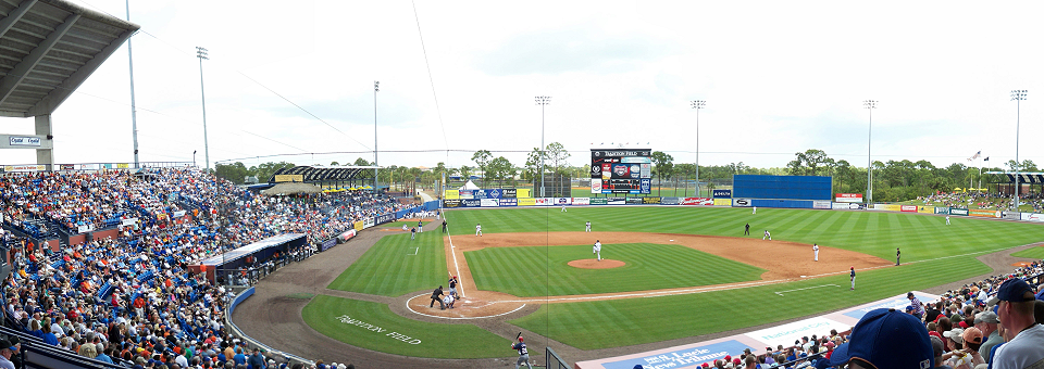 2014 Spring Training – Florida's Grapefruit League
