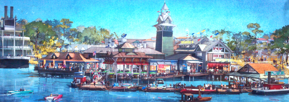 Disney Springs to Include Several New Upscale Restaurants