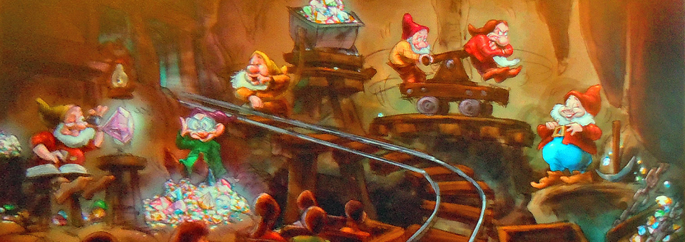 Seven Dwarfs Mine Train, New Walt Disney World Coaster, To Grand Open for Guests May 28