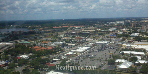 I-Drive 360 | I-4 Exit Guide