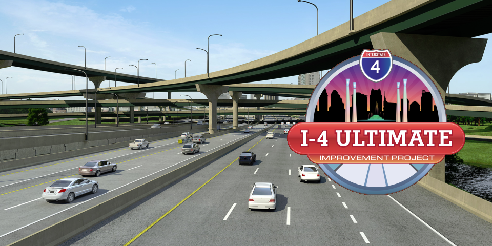 I-4 Construction | I-4 Exit Guide
