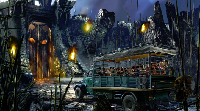 """Skull Island: Reign of Kong"" Is Now Open At Universal Orlando Resort"